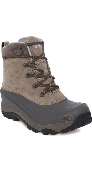 The North Face Chilkat II Shoes Men split rock brown/dove grey